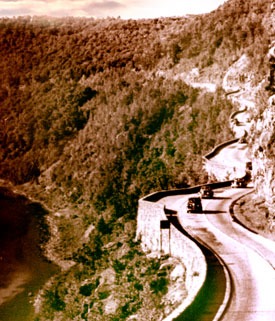 Hawks Nest Highway